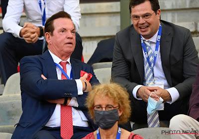 """Le président de l'Antwerp déçu par l'arbitrage du derby: """"Pourquoi un si jeune arbitre?"""""""