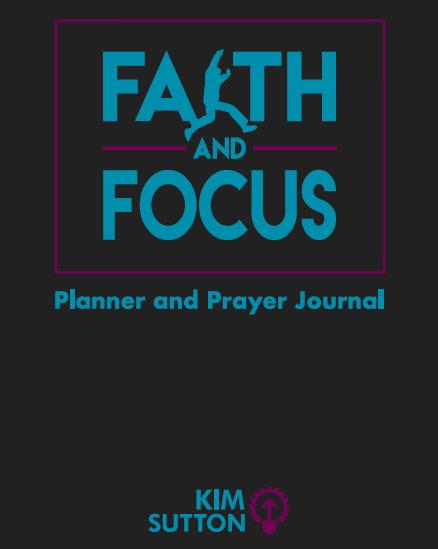 Faith and Focus Planner
