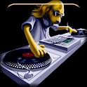 DJ Station Live Wallpaper icon