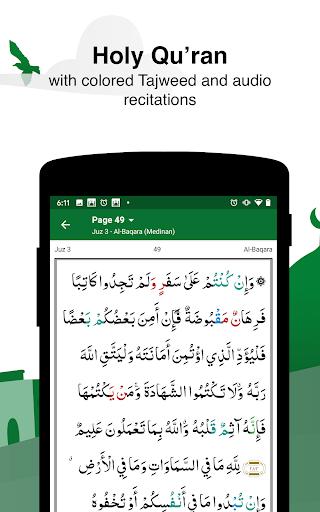 Muslim Pro - Prayer Times, Azan, Quran & Qibla 11.1 screenshots 3