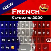 French Keyboard 2020: French language app