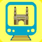 Hyderabad Metro Rail Icon