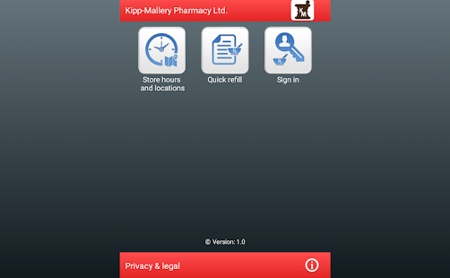 Kipp-Mallery Pharmacy- screenshot thumbnail