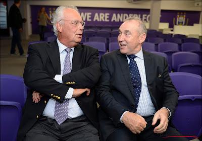 Roger Vanden Stock s'explique sur la vente d'Anderlecht dans une lettre adressée à la justice