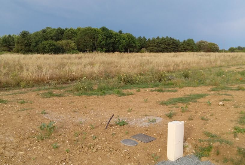 Vente Terrain à bâtir - 486m² à Saint-Hilaire-la-Forêt (85440)