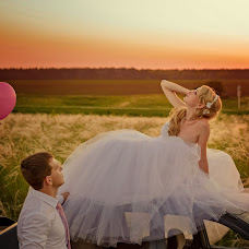 Wedding photographer Katerina Aleksandrova (Katerinaa63). Photo of 26.09.2014
