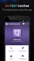 Screenshot of NQ Mobile Security & Antivirus