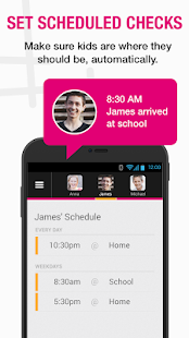T-Mobile FamilyWhere- screenshot thumbnail