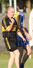 Photo: Jonathan Duffy v Glencar Manorhamilton, Co Semi Final 2009