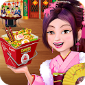Chinese Food Court Super Chef Story Cooking Games icon