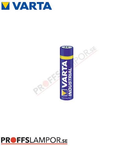 Alkaliskt batteri AA/LR6 Varta Industrial