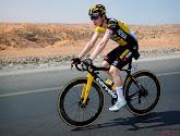 Vingegaard komt als eerste boven op de Jebel Jais en wint vijfde rit in Emiraten