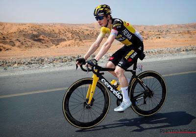 """Jonas Vingegaard maakt indruk in de UAE Tour met mooie ritzege: """"Hopelijk is dit het begin van veel overwinningen"""""""