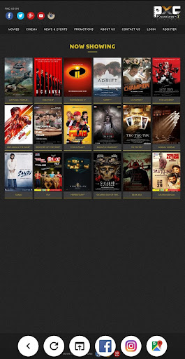 Cinema Malaysia 1.15 screenshots 6
