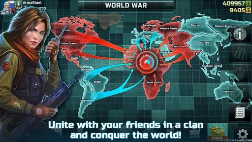 Art of War 3: PvP RTS modern warfare strategy game  screenshots 14