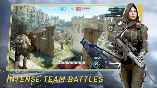 Warface: Global Operations u2013 FPS Jogo de tiro apk 2