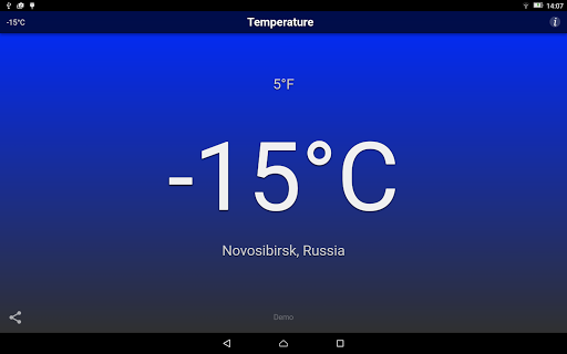 Temperature  screenshots 8