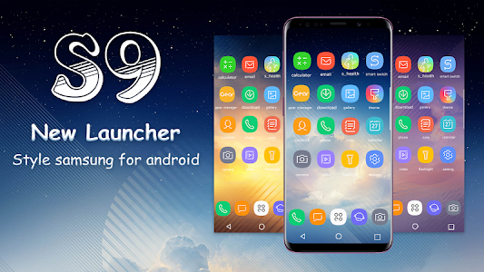 Galaxy S9 Launcher: S9+ Theme Laucher for Android 5 23 APK