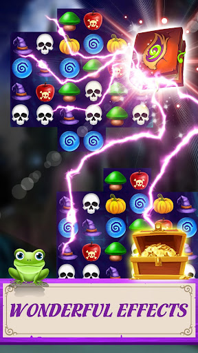 Magic Jewels 2: New Story Match 3 Games  screenshots 2