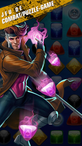 Marvel Puzzle Quest  captures d'écran 1