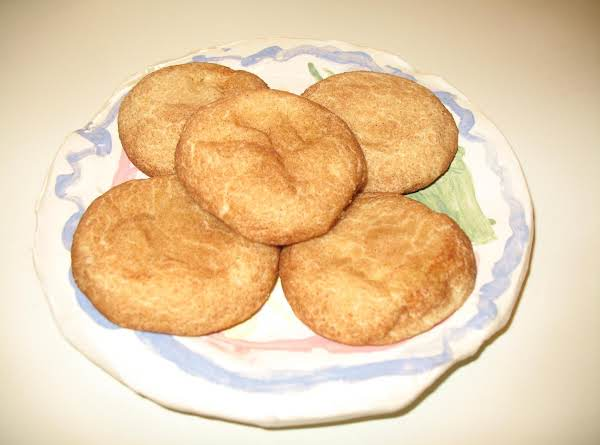 Creme Cheese Filled Snickerdoodles