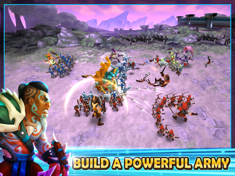 Wartide: Heroes of Atlantis Screenshot 7