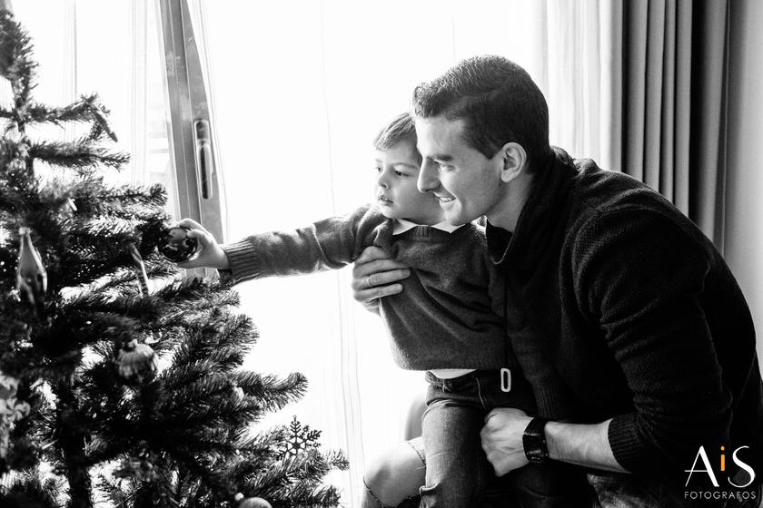 navidades en familia
