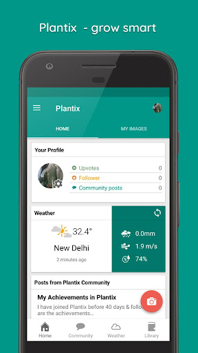 Plantix - grow smart 2.2.0 screenshots 1