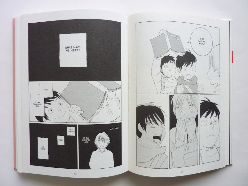 """Photo: Wandering Son (Hourou Musuko) Vol. 3 by Shimura Takako  http://www.fantagraphics.com/wanderingson3  224-page black & white/color 7"""" x 9.5"""" hardcover • $19.99 ISBN: 978-1-60699-533-4 - Pages."""