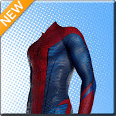 Super Hero Photo Suit