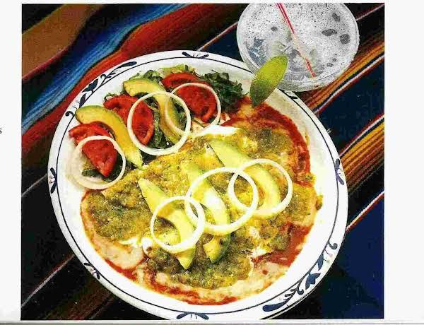 Chicken Enchiladas Verde Recipe