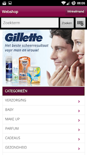 Drogisterij.net | Mobiel Shop- screenshot thumbnail