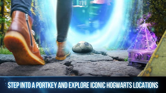 Harry Potter:  Wizards Unite Screenshot