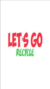 Let's Go Recycle - náhled