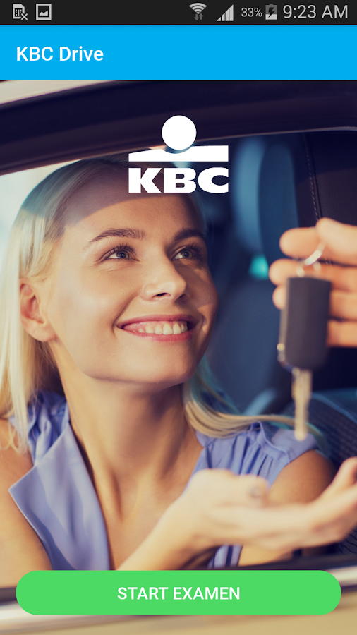 KBC Drive- screenshot