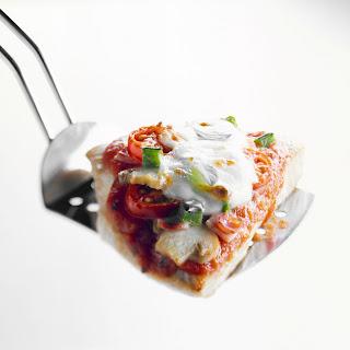 Pizza-Schnitzel