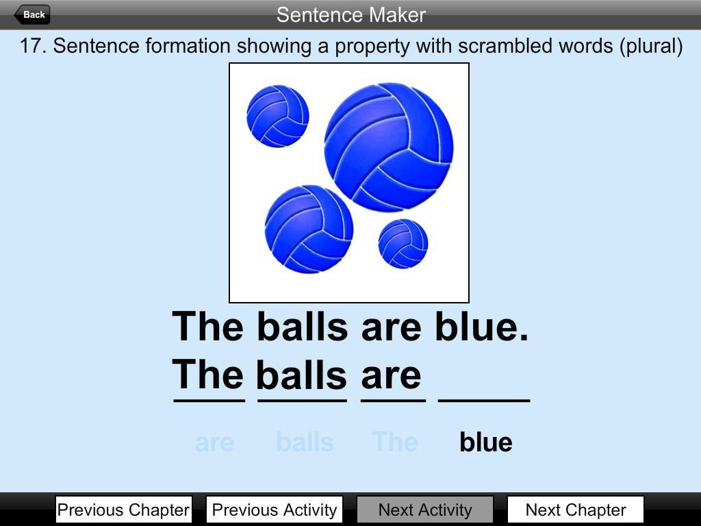 sentence maker app for android