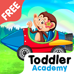 Toddler Academy: 37 Toddler & Baby Games for Free icon