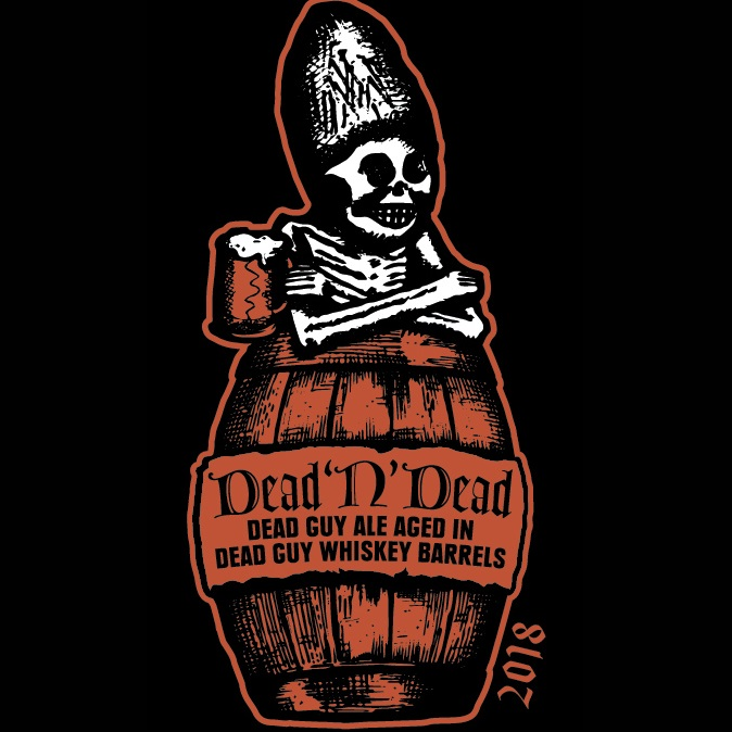 Logo of Rogue Dead N' Dead Whickey Barrel Aged