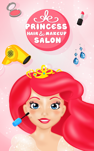 Princess Hair & Makeup Salon apktram screenshots 7