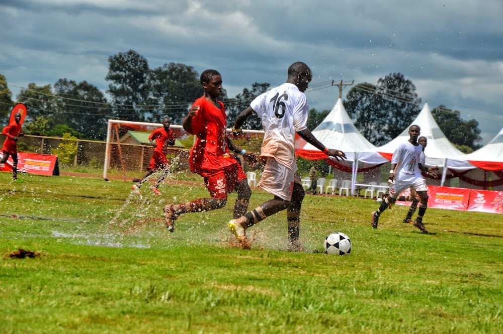 Kenya fall to Zims in Copa Cola Africa Cup opener
