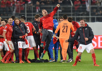 Euro 2016 - Groupe E : la Suisse pulvérise Saint-Marin et rejoint l'Angleterre