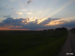 Photo: Running into dawn