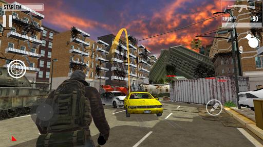 Hero Apocalypse: Invaders Strike - Shooting Game  screenshots 4