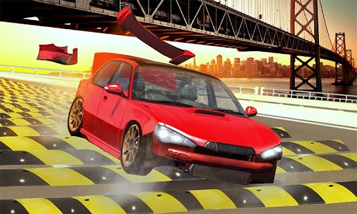 Download 100 Speed Bump Crash Car Driving For PC Windows and Mac apk screenshot 2
