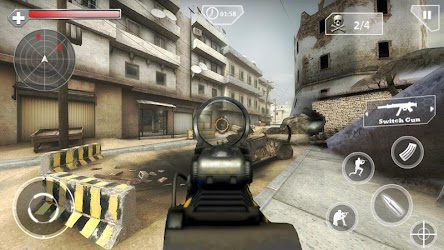 Counter Terrorist Sniper Shoot 4