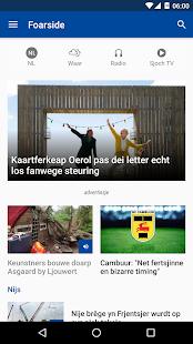 Omrop Fryslân Screenshot 1