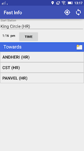 Mumbai Local Train SmartShehar- screenshot thumbnail
