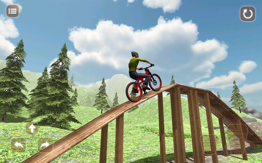 BMX ud83dudeb4u200d Rider 3D: ATV Freestyle Bike Riding Game 1 Mod screenshots 4