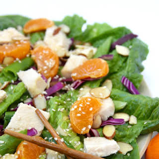 Lazy Day Chinese Chicken Salad.
